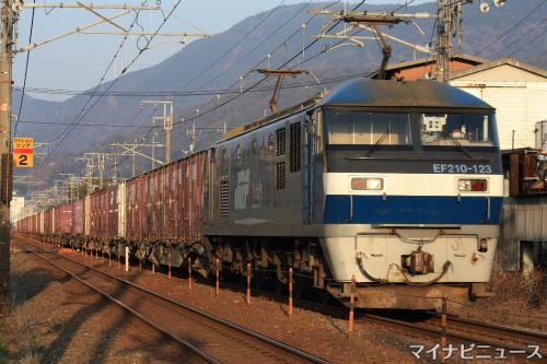 JR貨物・JR西日本、山陰本線など経由する貨物列車迂回運転を検討 ...