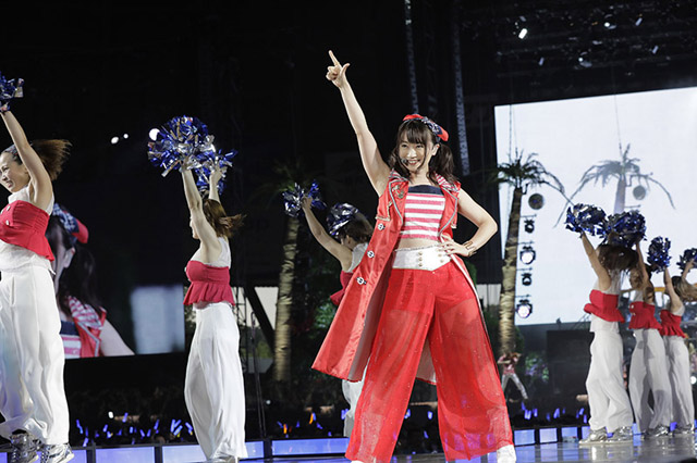 水樹奈々、ライブツアー「NANA MIZUKI LIVE ISLAND 2018」ファイナル ...