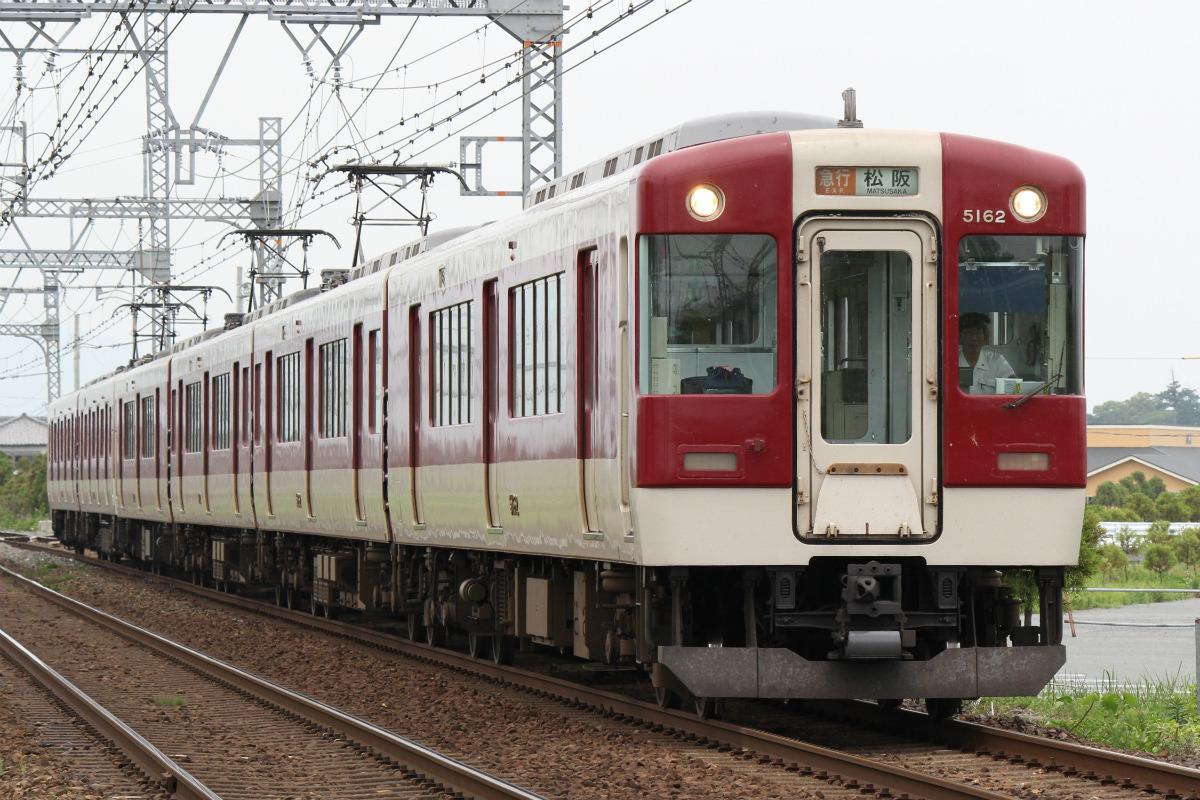 近鉄長島駅「なばなの里イルミネーション」に合わせ急行が臨時停車