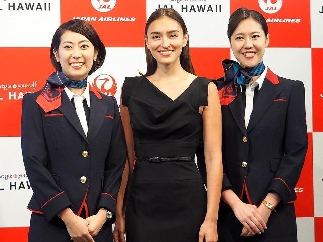 JALがハワイ線における8つの新サービスを発表