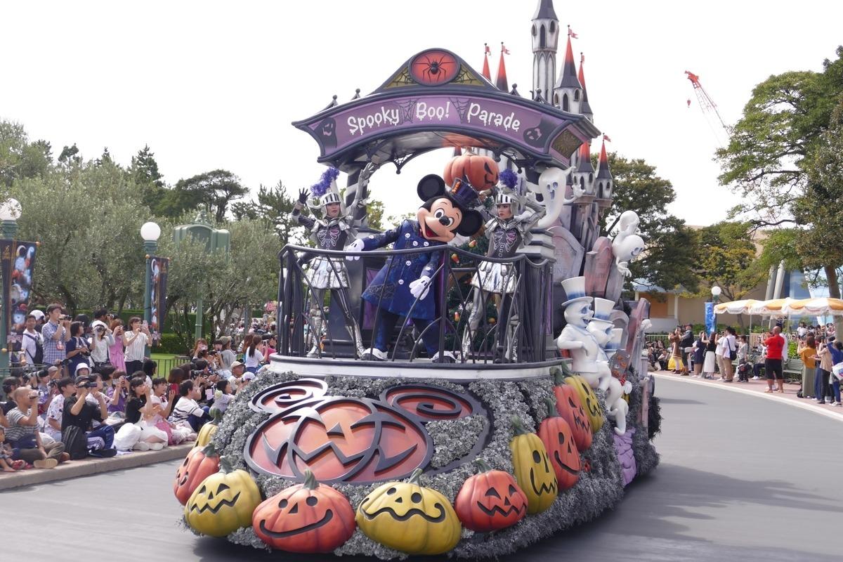 今年も開幕! ディズニー・ハロウィーン2018、新パレードの見どころを一挙
