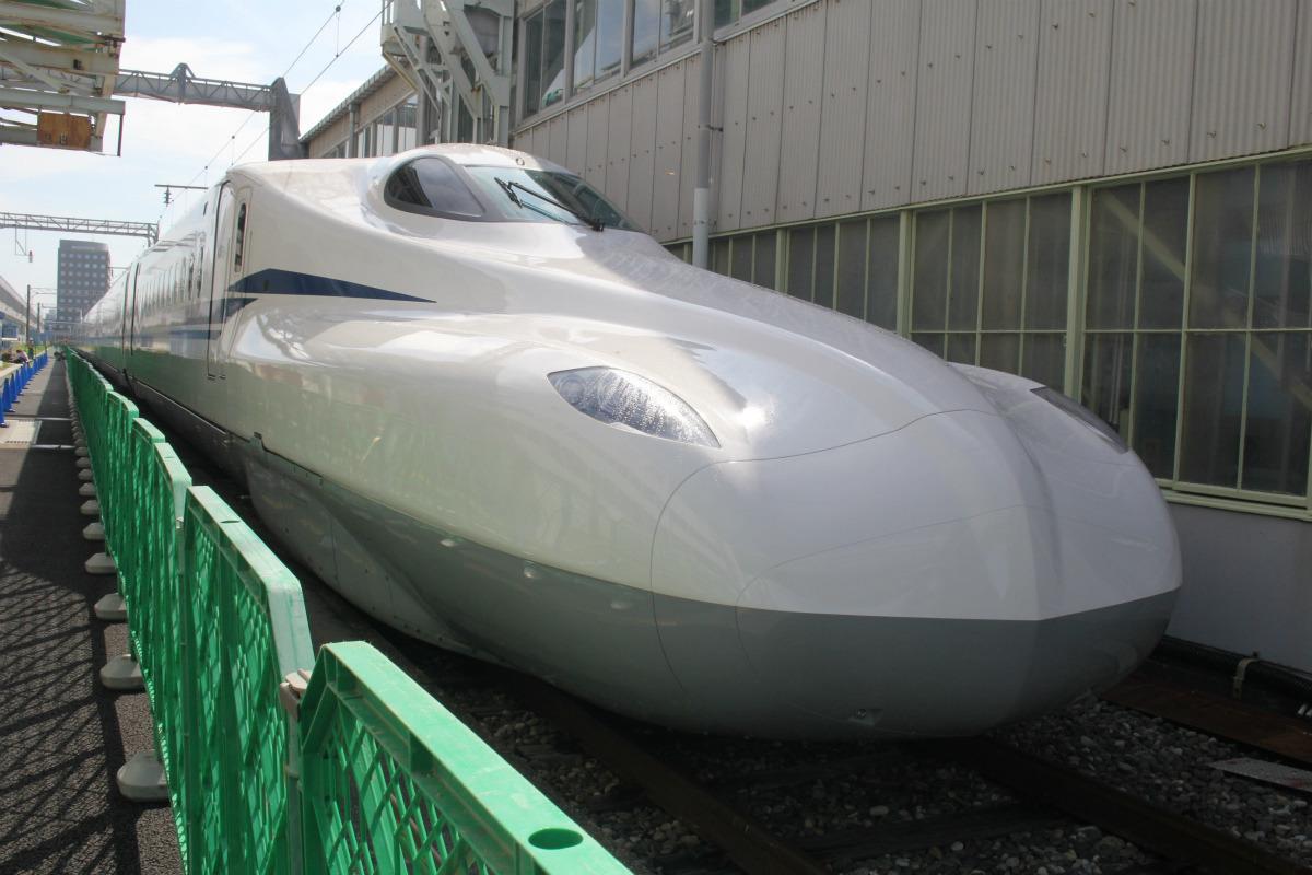 JR東海「新幹線なるほど発見デー」N700S&ドクターイエローも公開!