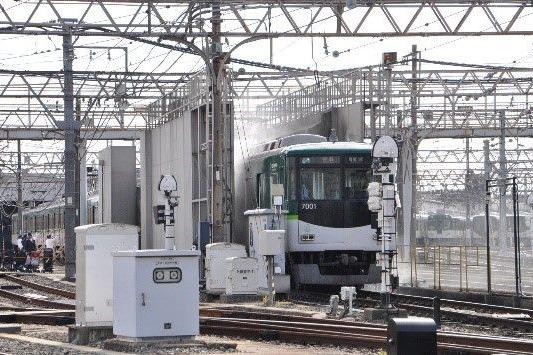 京阪電車寝屋川車両基地で10/14「ファミリーレールフェア 2018」