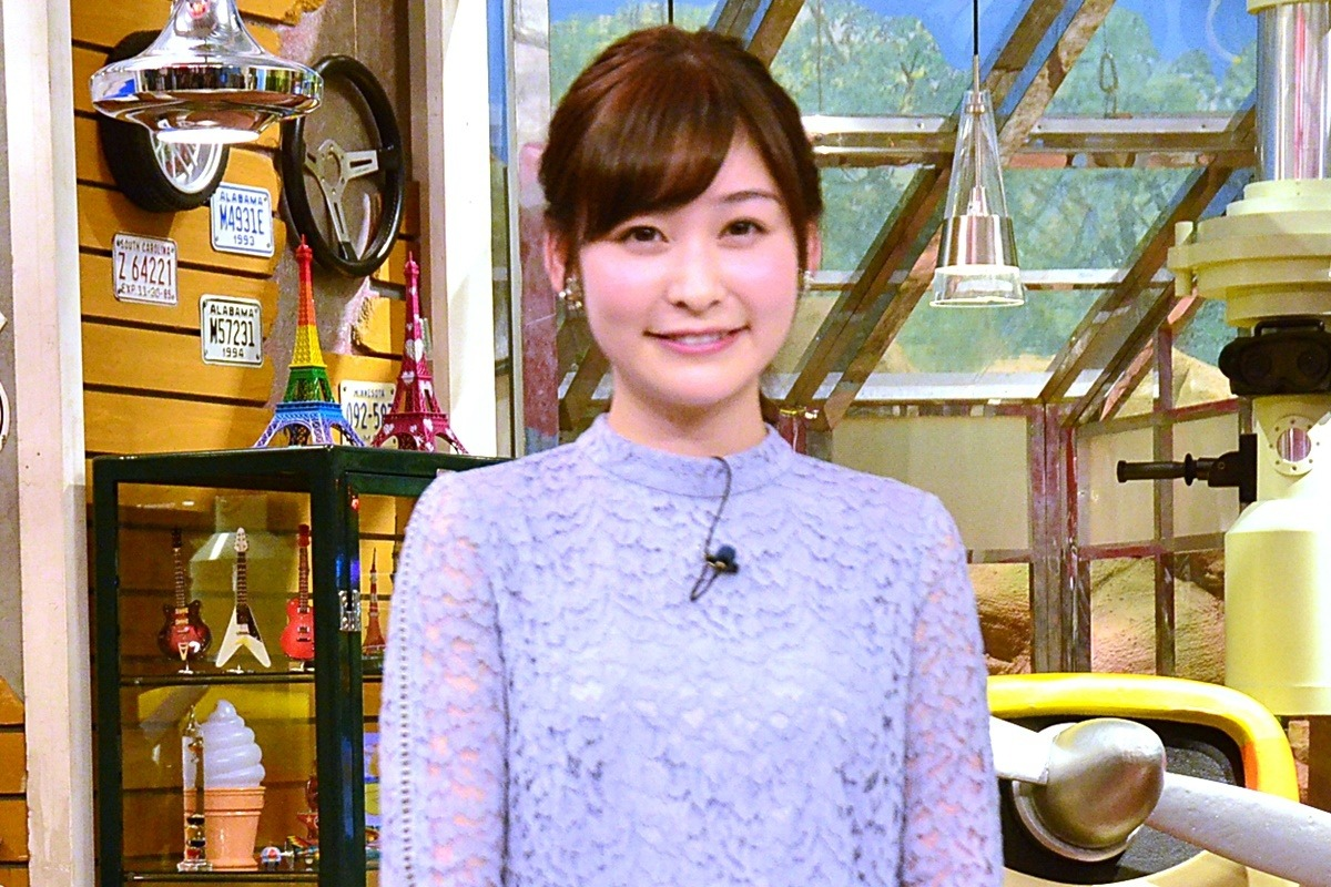 テレビ アナウンサー めんこい