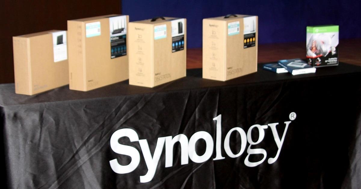NASとメッシュ対応Wi-Fiルーターがどんどん進化 - Synology