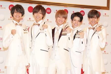 平成最後の紅白 ジャニーズは5組出場 Tokioは連続出場24で止まる