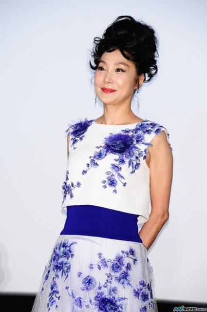 【テレビ】NHK魚住優アナ、母・浅野温子のモノマネ披露もツッコミ「どこに遺伝が」
