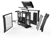 6a338d1e88 PHANTEK、2システムを内蔵可能な2in1キット同梱のミドルタワーケース ...