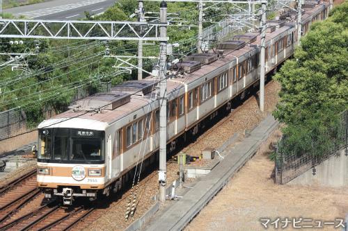北神急行線、神戸市交通局での一...