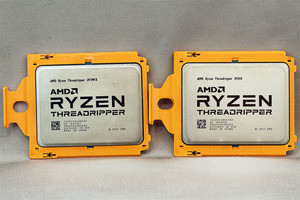 Ryzen ThreadRipper 2920X / 2970WXレビュー