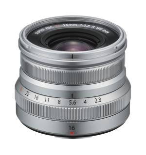 XF16mmF2.8 R WR(シルバー)