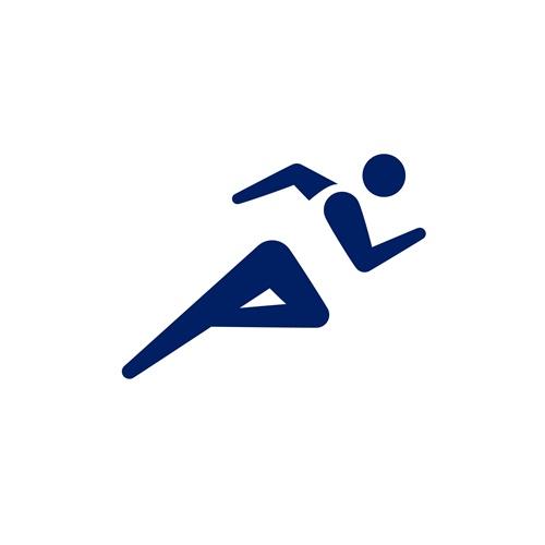 東京2020オリンピックのピクトグラムが発表 , 33競技50種目の躍動感を表現