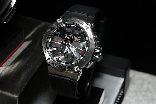 カシオ2019年春夏の時計新製品発表会 G Shock カーボンコアガード 編