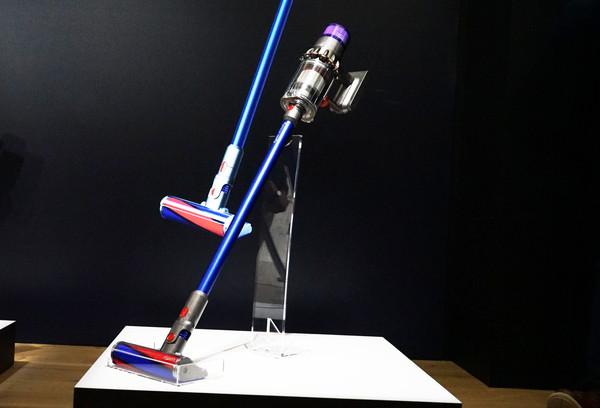 掃除 v11 ダイソン 機