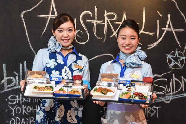 bills × ANAのコラボ機内食、5月24日からホノルル線で提供開始