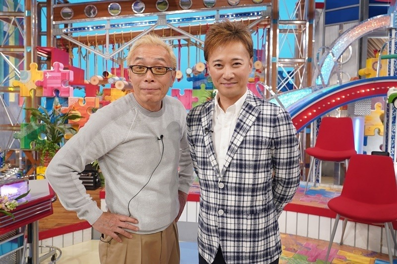 所ジョージ&中居正広、30年前の共演を回想 元号またぎ相互出演 | マイ ...