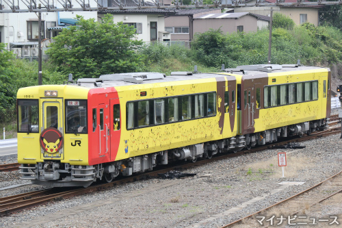 JR東日本「POKEMON with YOU ト...