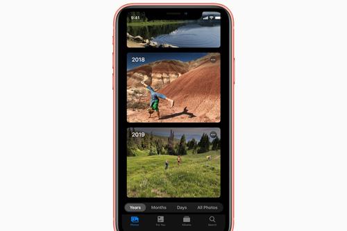 adc62073c3 Apple「iOS 13」発表、ダークモードで外観一新、パフォーマンスさらに ...