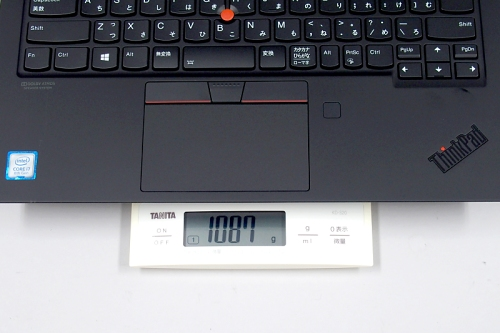 "ThinkPad X1 Carbon」レビュー、""7代目""の実力を真面目に検証"