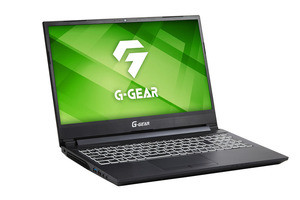 G-GEAR、Core i7-9750HとGeForce RTX 2060搭載のゲーミングノート