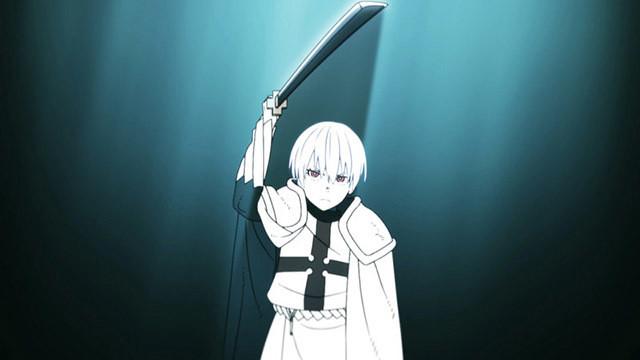 TVアニメ『炎炎ノ消防隊』、光速で戦うシンラとショウのバトル