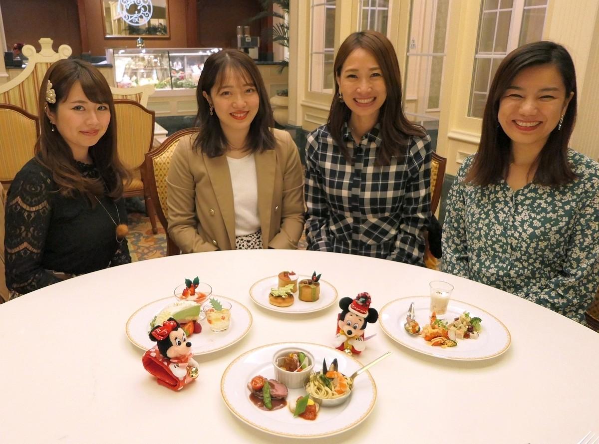 クリスマス間近! 東京ディズニーランド&ディズニーホテルの魅力的なクリスマスデザートをピックアップ