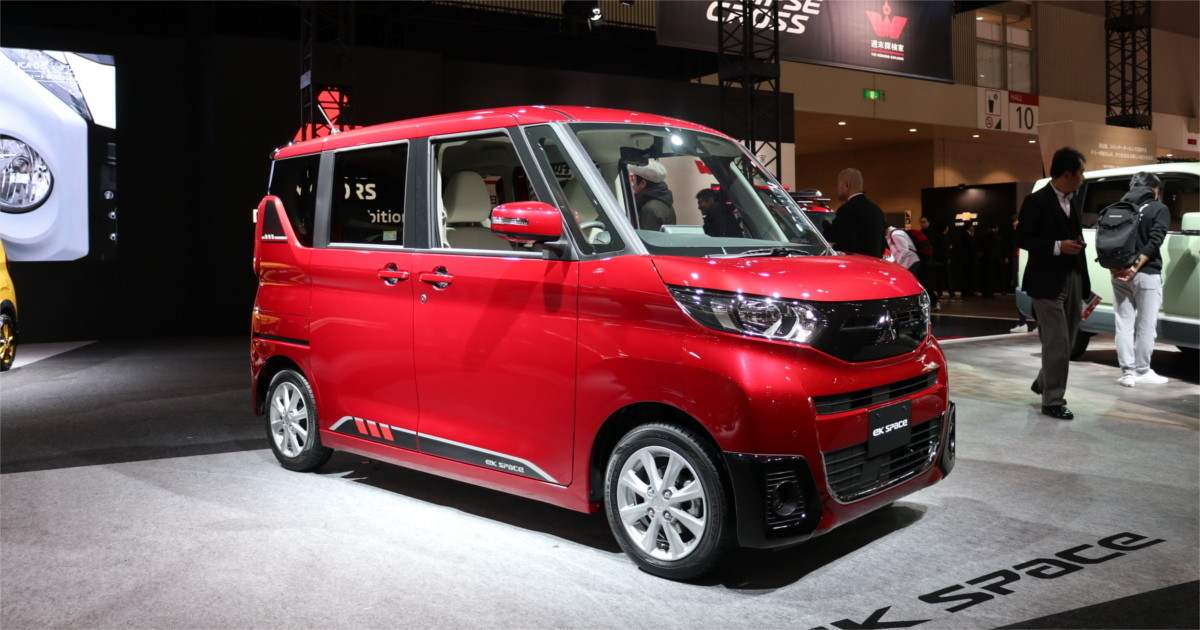"""Photo of Appearing in Japan's hottest market! Mitsubishi Motors' new """"ek space"""""""