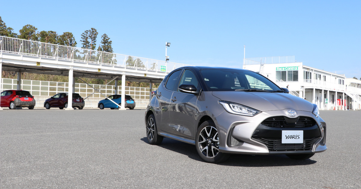 "Photo of Just before release! What kind of car is Toyota's new compact ""Yaris""?"