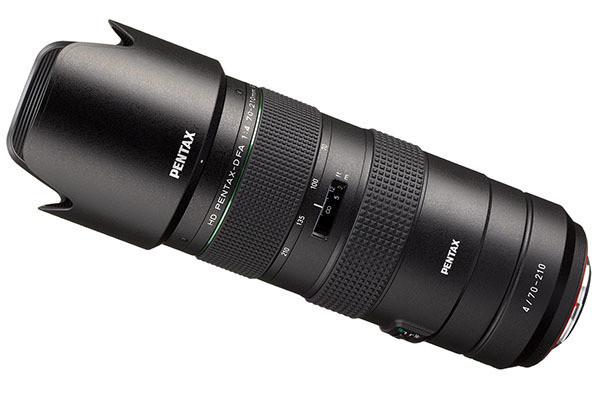 Photo of Ricoh, FA 70-210mmF4ED compact telephoto zoom lens
