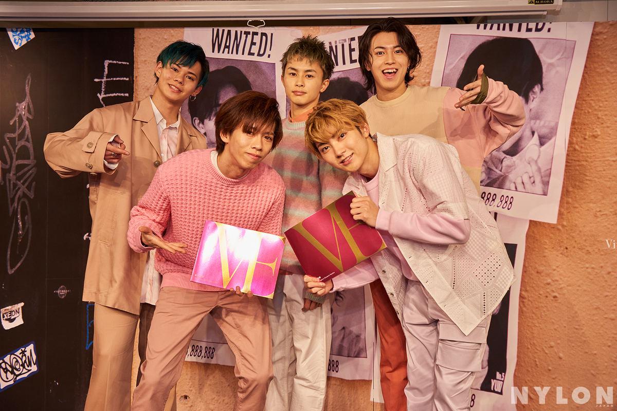 超特急カイ、タカシのお尻は「おもち!」 『NYLON JAPAN』連載本発売 ...