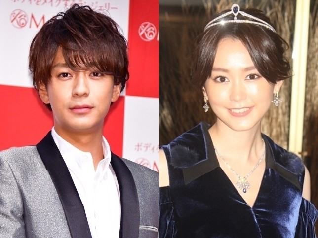 "Photo of Mirei Kiritani's first child pregnancy ""Pounding every day"" A report with a photo with Shohei Miura"