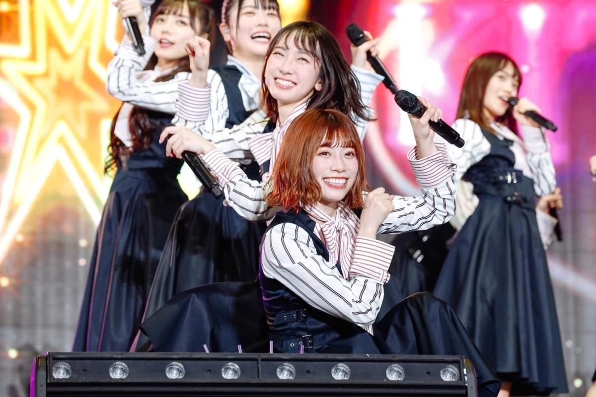 "Photo of Live in the absence of Hinatazaka 46, Nao Kosaka @ Higashimura Center debuts ""Sonna Kotonaiyo"""