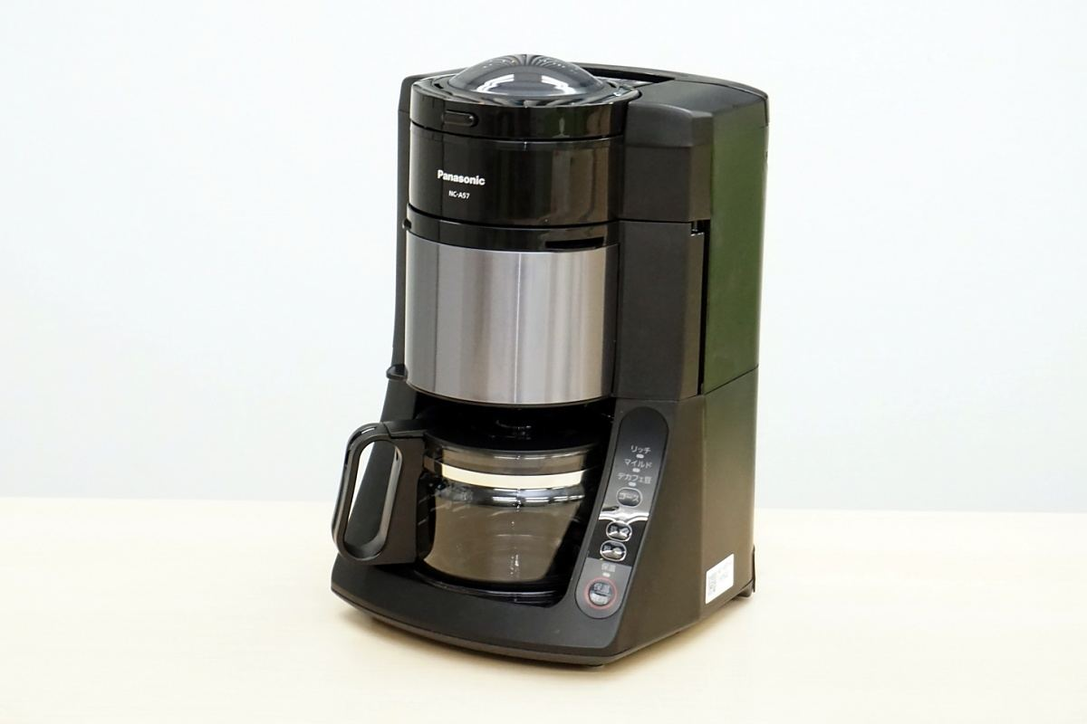 コーヒーメーカー パナソニック