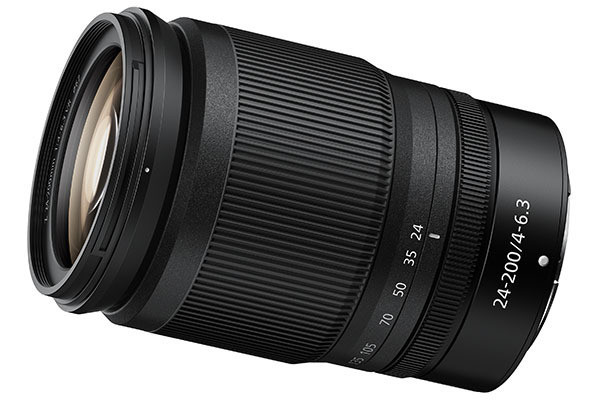 "Photo of Nikon, Z-mount's first high-magnification zoom lens "" Z 24-200mm f / 4-6.3 VR ''"