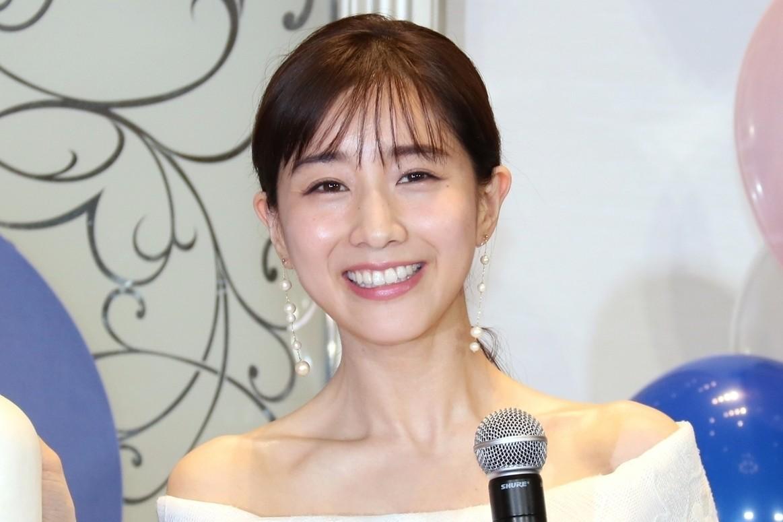 "Photo of Minami Tanaka, Valentine's memory of the station Anna era ""while crying …"""
