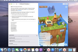 Apple、Mac版「Swift Playgrounds」リリース、CatalystでiPadアプリから移植