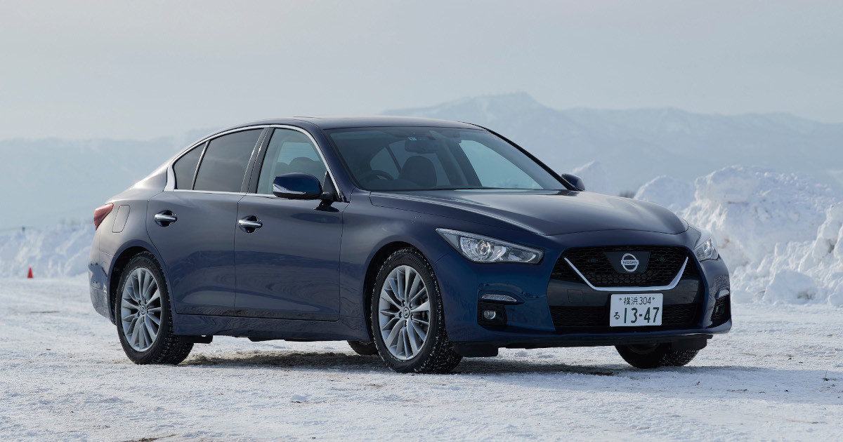 Photo of Exercise your abilities on the snow? Tried the performance of the Nissan Skyline
