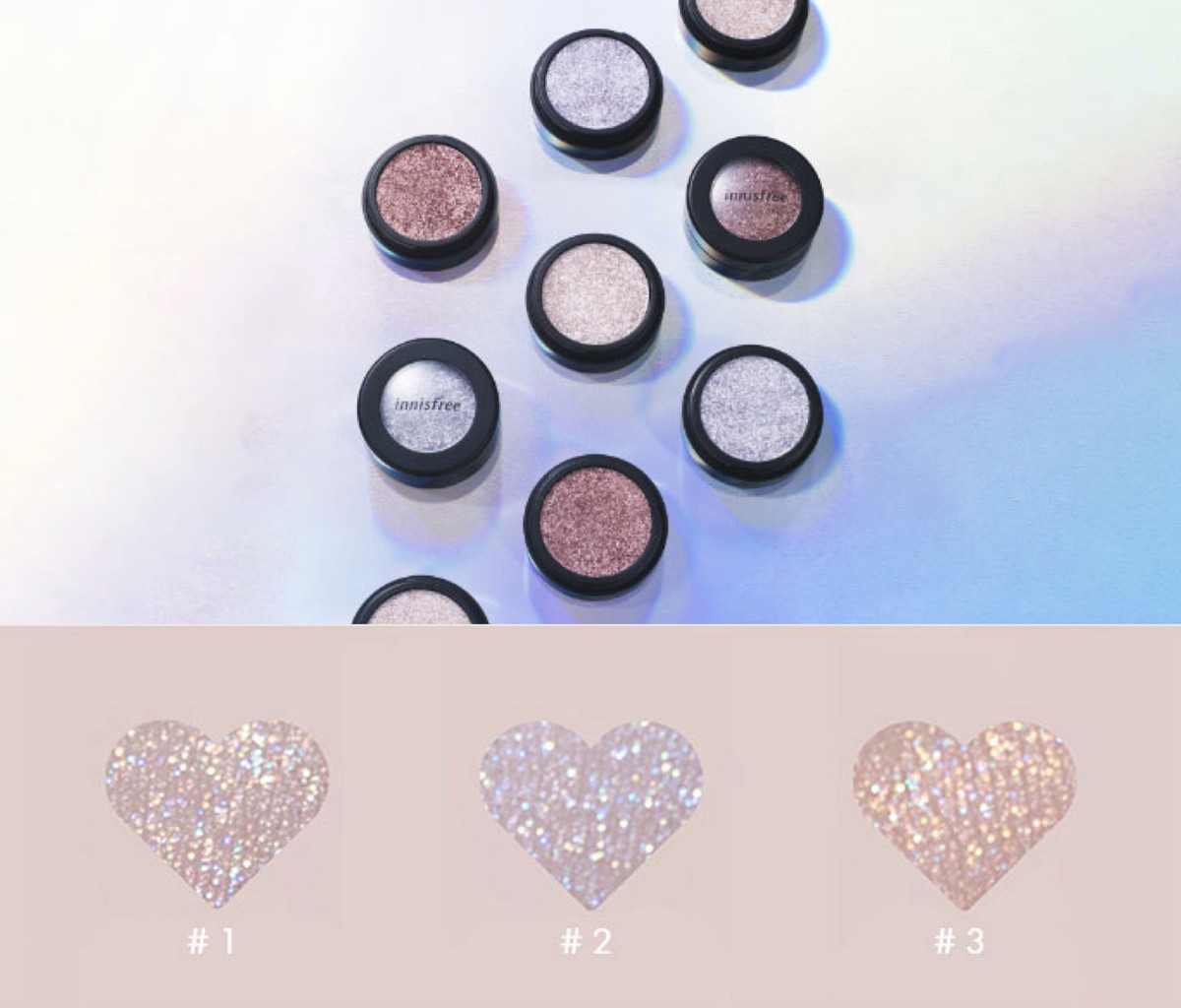 "Photo of It's like a starry sky and it's so exciting …! The strongest lame eyeshadow ""Twinkle Balm"" on SNS"
