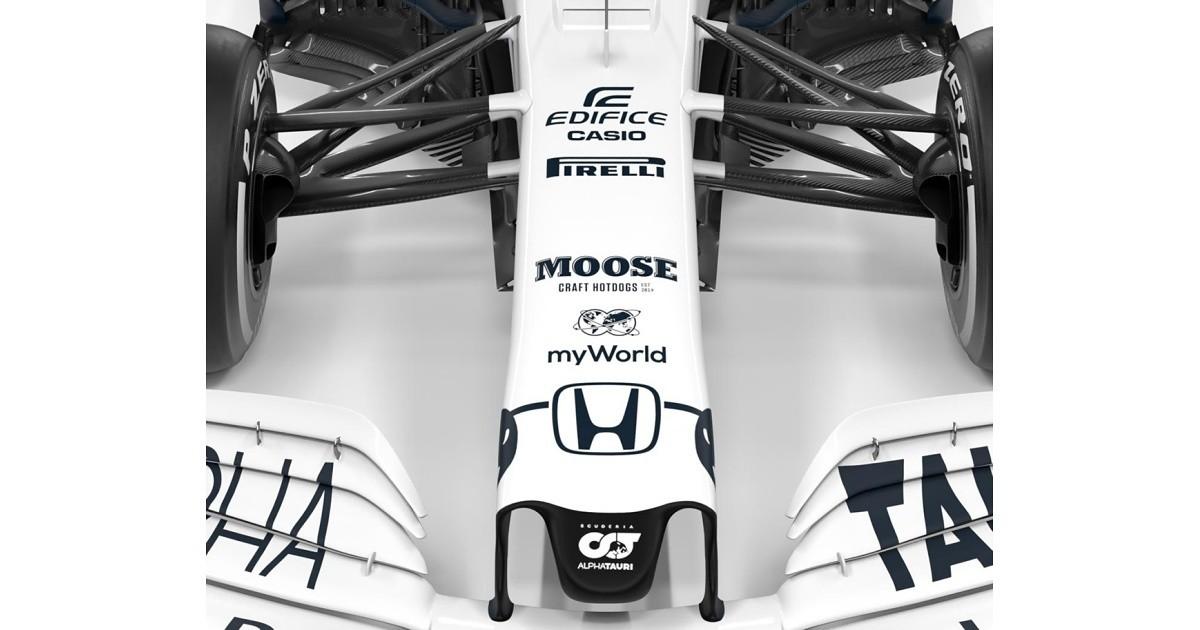 Photo of Casio renews partnership with F1 team Scuderia AlphaTauri