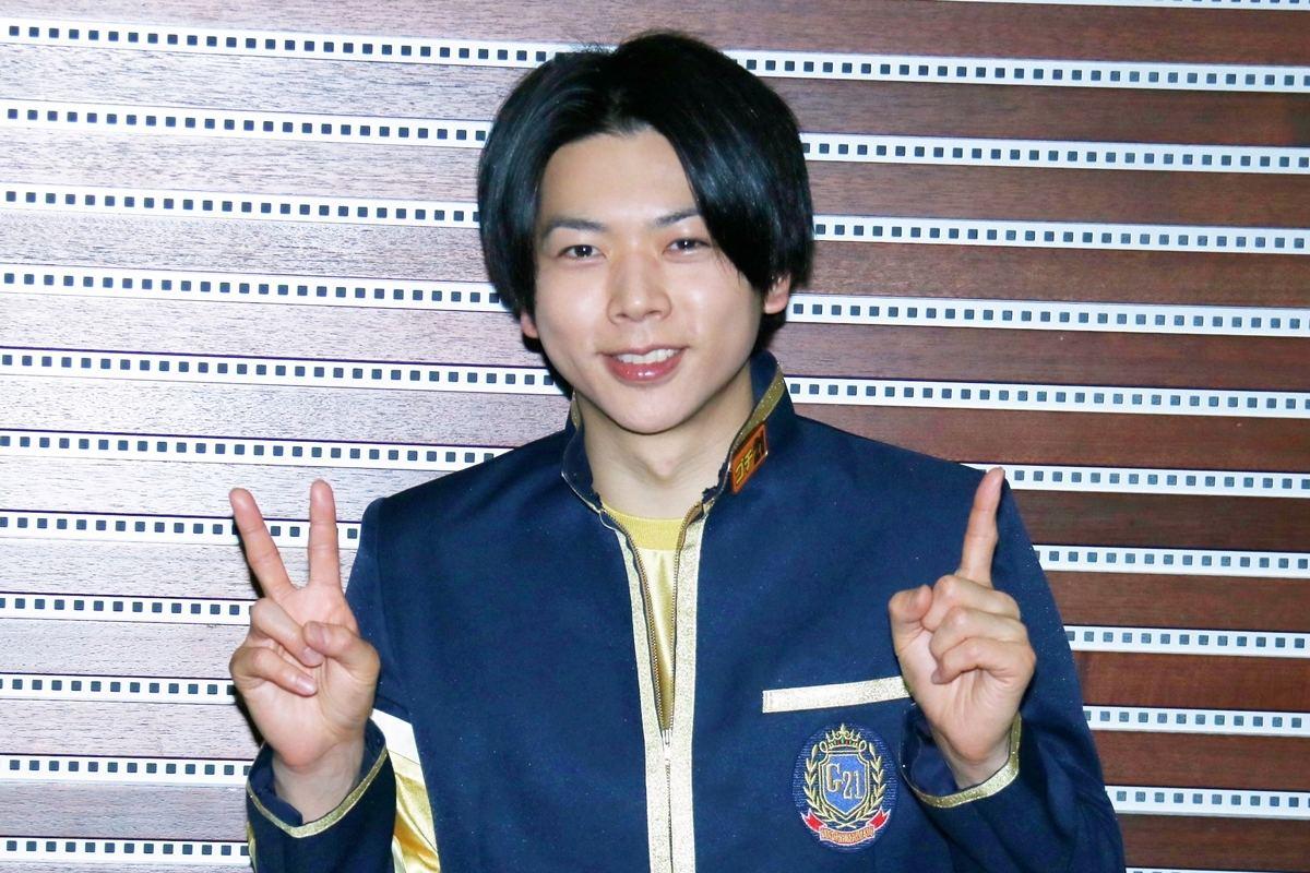 増田貴久 ゴチ加入の反響に驚き メール100件以上 中島健人には電話で報告 マイナビニュース