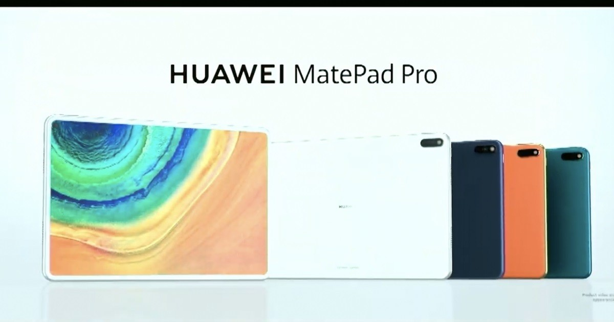 "Photo of Huawei, 5G compatible 10.8 inch tablet "" MatePad Pro 5G ''"