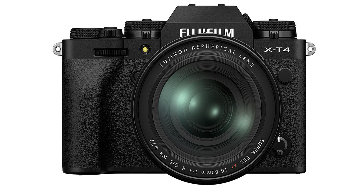 "Photo of New Mirrorless ""FUJIFILM X-T4"" Released in April-In-body image stabilization and 4K / 60p shooting support"