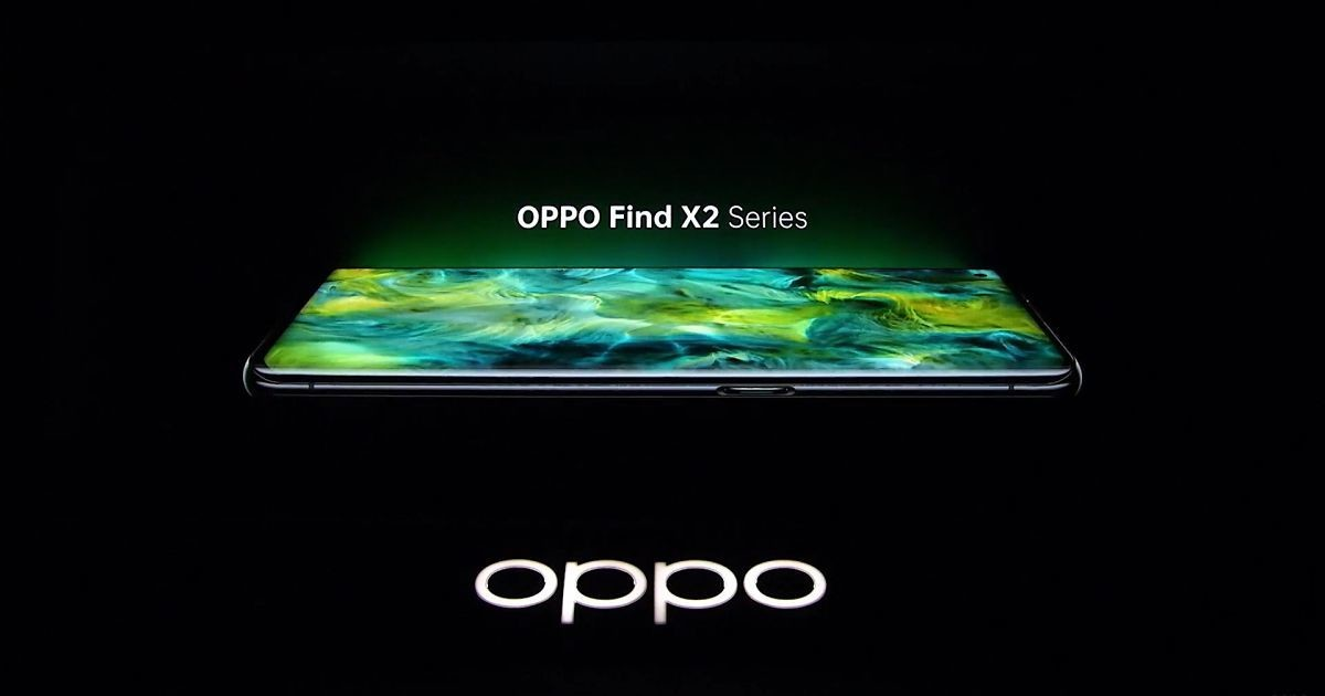 "Photo of OPPO, 5G compatible flagship smartphone ""Find X2"" series"