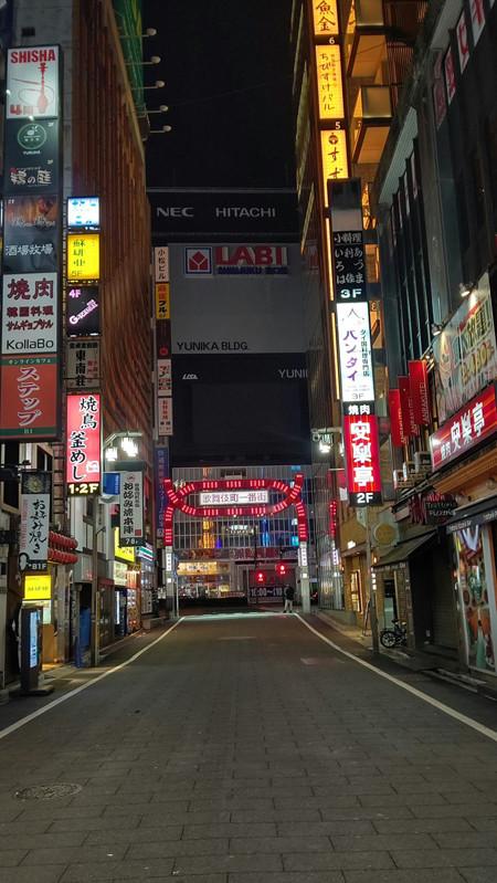 歌舞伎町 居酒屋 コロナ