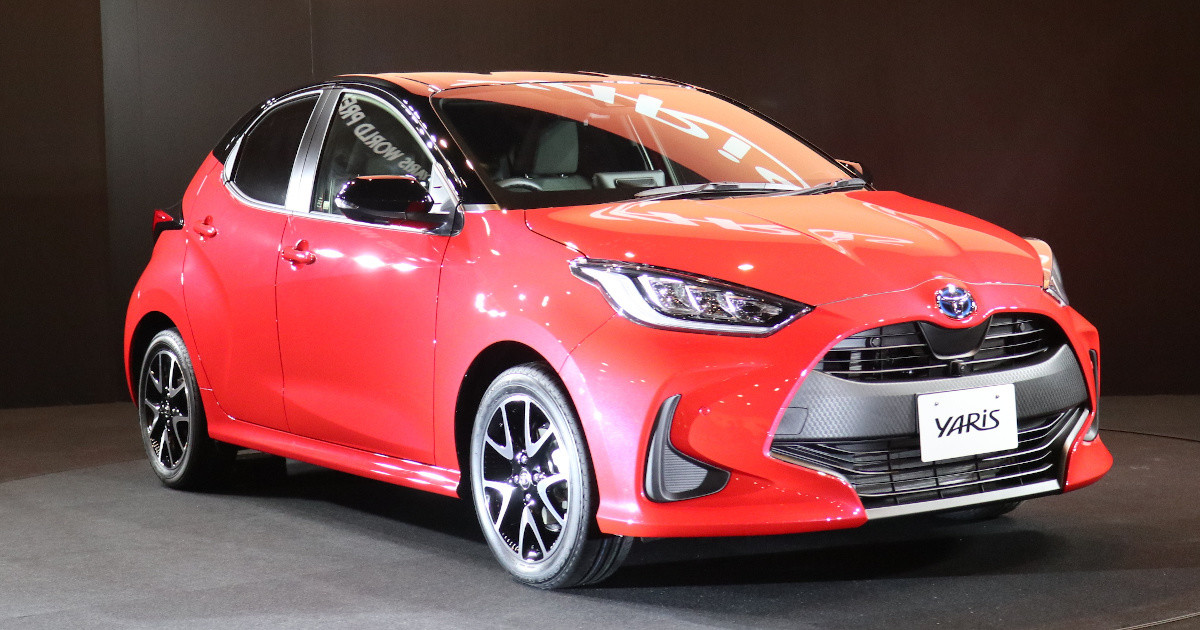 Photo of Toyota's new Yaris orders 37,000 units in one month since launch-5 times target
