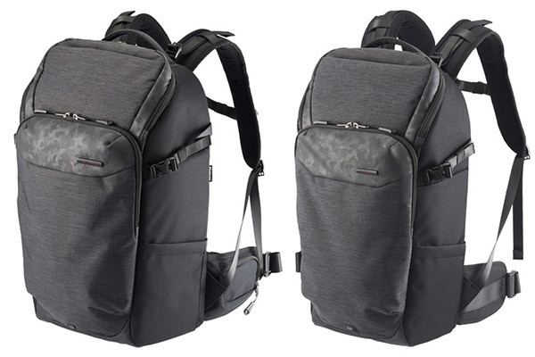 Photo of Hakuba, camera bag with rear access structure suitable for outdoor