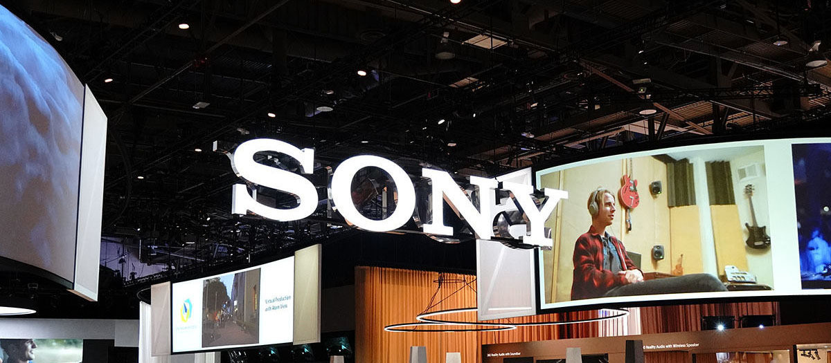 """Photo of New company """"Sony Electronics Co., Ltd."""" established-Integrated operation of camera / home AV / mobile"""