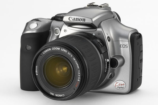 Photo of Canon tops market share for 17 consecutive years with interchangeable lens digital camera