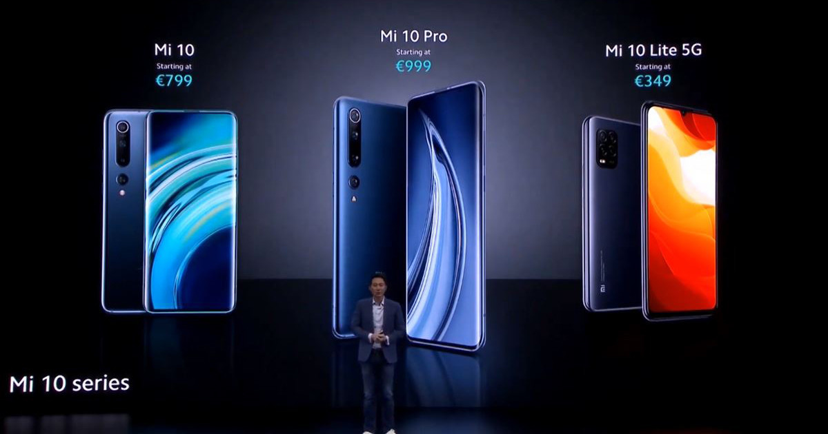 """Photo of An overview of Mi 10 Lite 5G! Xiaomi, 5G compatible new flagship smartphone """" Mi 10 '' series"""