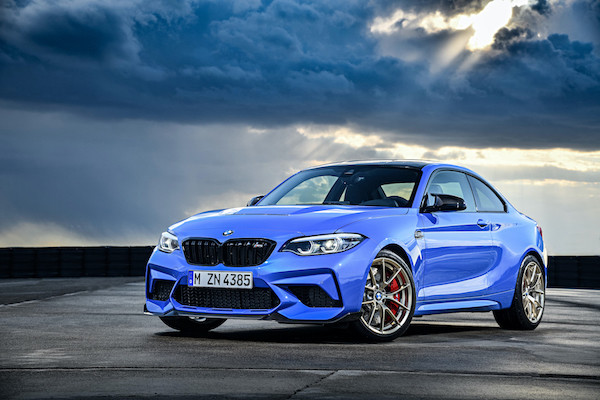 """Photo of M2 first club sports model """" new BMW M2 CS '' announced-limited 60 sold out"""